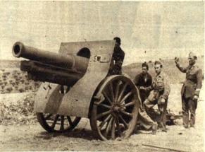 Cañón 155 mm