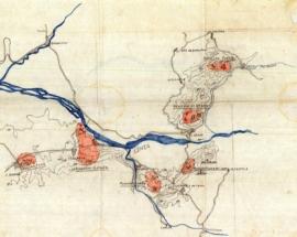 Mapa Sector Fonz